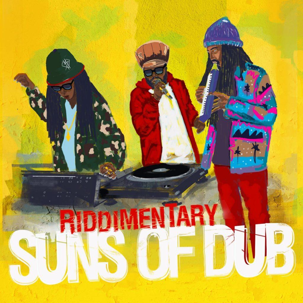 "Suns Of Dub ""Riddimendtry"""