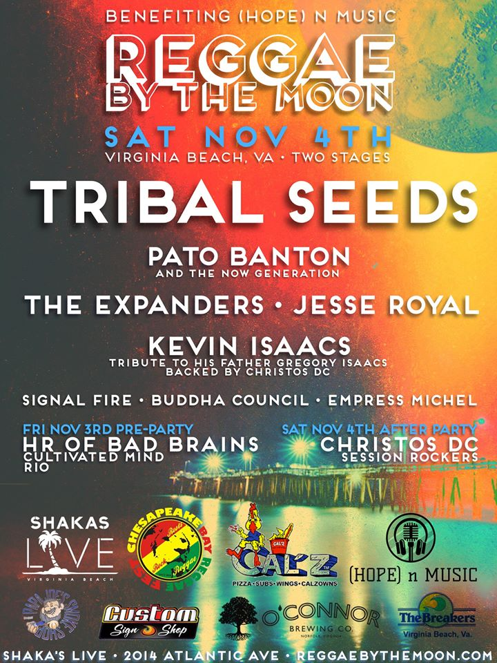 Bringing Hope: The First Annual Reggae By The Moon Festival | Rootfire